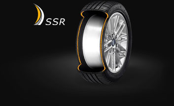 Runflat Tires by Continental